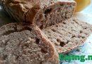 KRUH: Kako pripraviti pirin kruh?