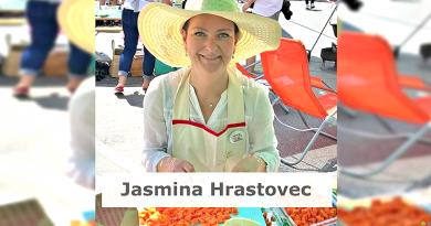 ZGODBE VEGANOV: Jasmina Hrastovec in njena srce parajoča zgodba v Zgodbah veganov