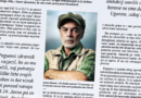 Anton Komat: »Smo sredi zarote proti človečnosti!«