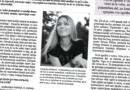 Damjana Bakarič: »Mediji konstruirajo resničnost.«