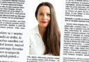 Jelena Dimitrijević: »Očitno je marsikdo v teh čudnih časih pozabil na primarne postulate zdravja.«